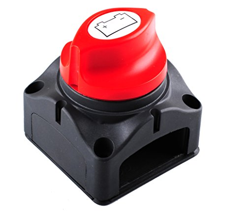 Heavy Duty Battery Disconnect Switch - 6