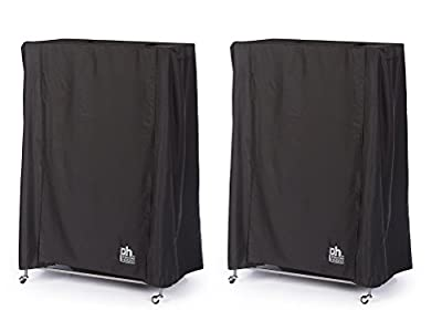 Prevue Hendryx Pet Products Good Night Bird Cage Cover, Large, Black
