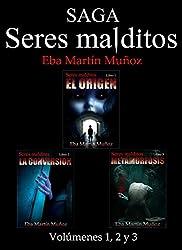 Seres malditos vol.1, 2, 3: la exitosa saga gótica reunida (primera parte) (Spanish Edition)