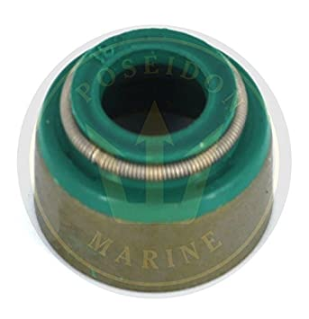 Valve stem Seal for Yanmar 6LP RO: 119771-90210 119775-11340, Engine