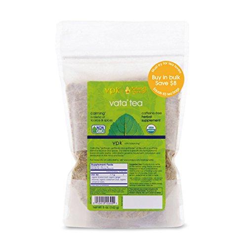 - Organic Calming Vata Herbal Tea | 5-oz. Bag