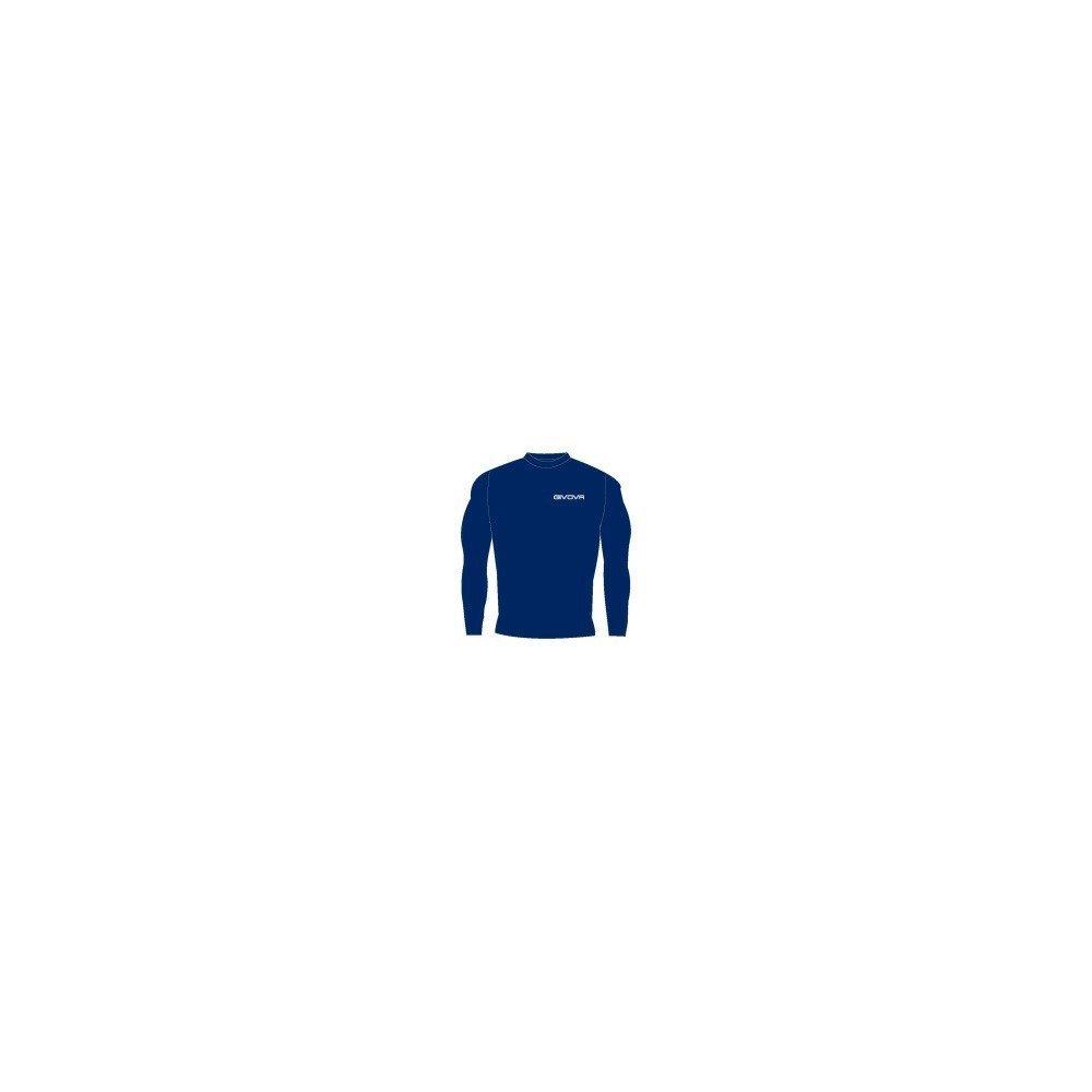 Givova, corpus 3 suéter elástico íntimo m/l, azul , 2XL