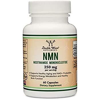 Amazon.com: Alivebynature Sublingual NMN (Nicotinamide ...