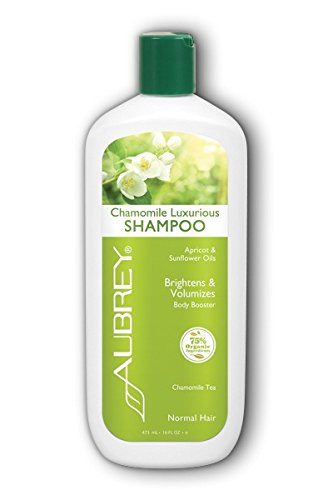 Chamomile Luxurious Shampoo Aubrey Organics 16 oz Liquid -