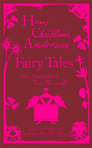 book cover of Fairy Tales