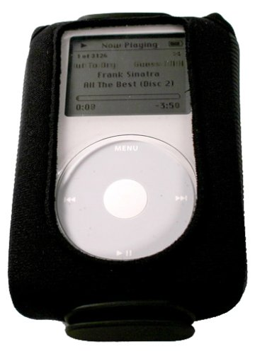 Marware SportSuit Basic, 4G iPod, Black
