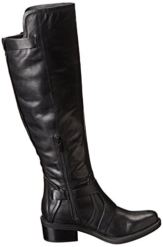 Klein Black Geana Calvin Riding Women's Boot Jeans dqWn4F
