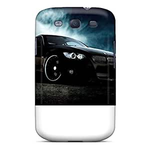 Shock-dirt Proof Dark Bmw Case Cover For Galaxy S3
