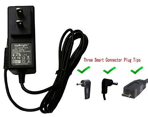 UpBright AC/DC Adapter for Motorola S004LU0600045 SCB0600500P BLJ6W060050P-U SCE0591000P BLJ5W059100P 5ESP 5E-AD059100-U 5E-AD060050-U MBP33 MBP35 MBP36 MBP41 MBP43 MBP34 Baby Monitor 5V - 6V Power