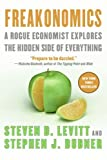 Freakonomics, Steven D. Levitt and Stephen J. Dubner, 0061131326