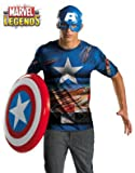 Captain America Mens Alternative Halloween Costume