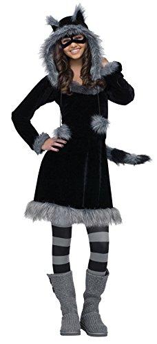 Sweet Racoon Costume - Teen