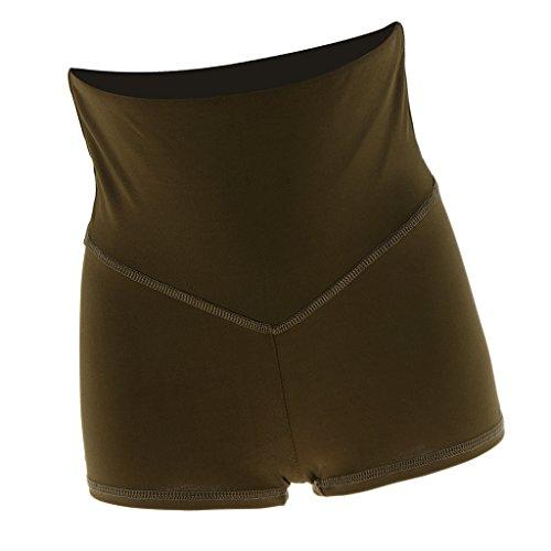 Sport non brand Shorts Pantaloncini Palestra Di Yoga Donne Sharplace Verde Pantaloni ZZFqwOX