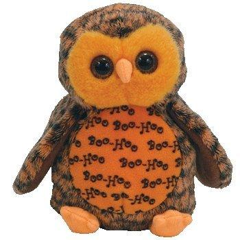 f247c8cc837 Ty Beanie Babies Boo Who  - Owl (Hallmark Gold Crown Exclusive)  (B000W9NNFS)