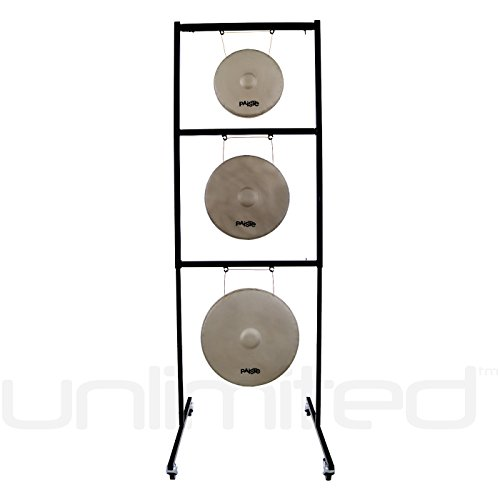 Paiste Sound Creation Chakra Gongs with Set Stand ()