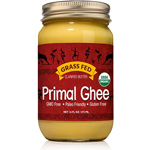 Primal Ghee Unsalted Clarified Grassfed product image