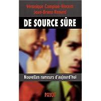 DE SOURCE SÛRE