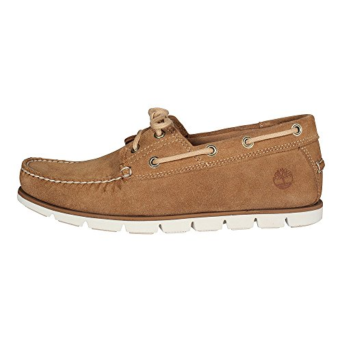 Timberland Goma Zapatos Hammer II Eye Hombres Beige Tidelands 2 6r5q6