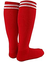 Boy and Girl 1 Pair Knee High Sports Socks for Baseball/Soccer
