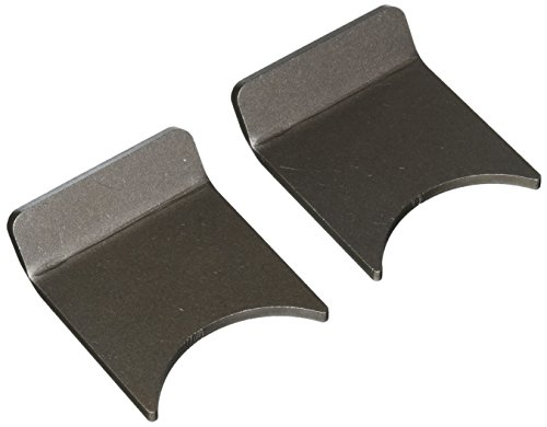 TeraFlex 4937330 JK Front Lower Control Arm Skid Plate Kit ()