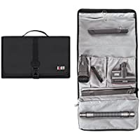 BUBM Tool Storage Bag For Dyson Vacuum Attachment (No Accessories Included), Black