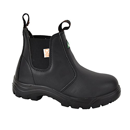 Black Tiger Boots 925 Leather Safety Work Women's CSA Safety Lightweight UqH4wO1Ux