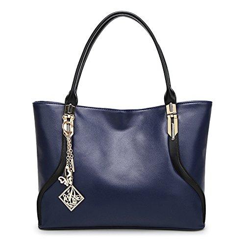 Bandoulière Simple NB Bandoulière Blue à XZW Femmes à Main Voyage Mode Occasionnel Sac Sac Bag qYBUUpWt