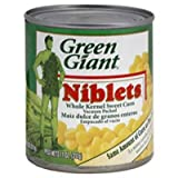 Green Giant Niblets Whole Kernel Sweet Corn, 11 Ounce (Pack of 24)