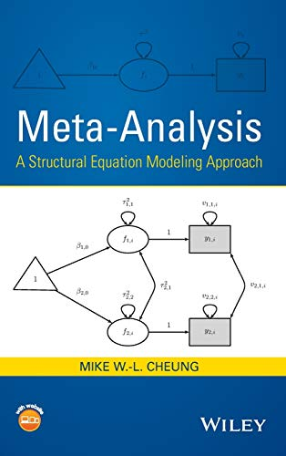 Meta-Analysis: A Structural Equation Modeling Approach