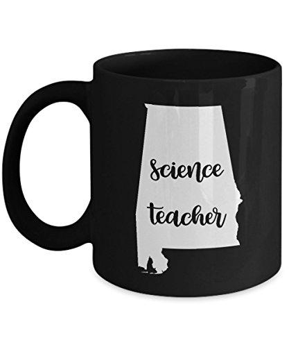 Alabama Science Teacher Home State Back To School Teacher Day Coffee Mug Gift 11oz Alabama Crimson Tide Cd Case