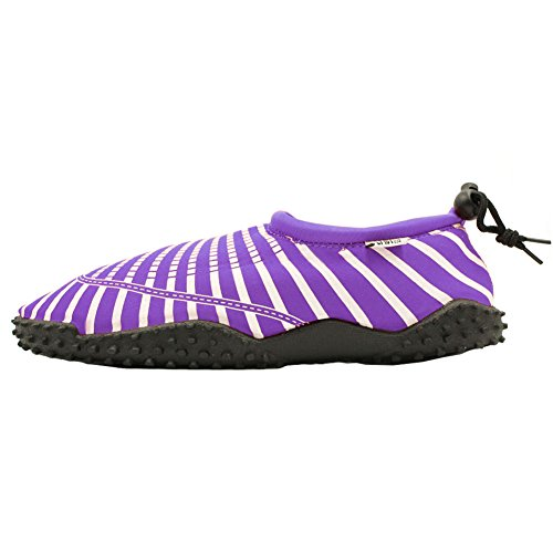 Shoes Aqua Purple Beach Yoga Pool Women's Water 1177l Exercise Wave Socks qECnZWwWp1