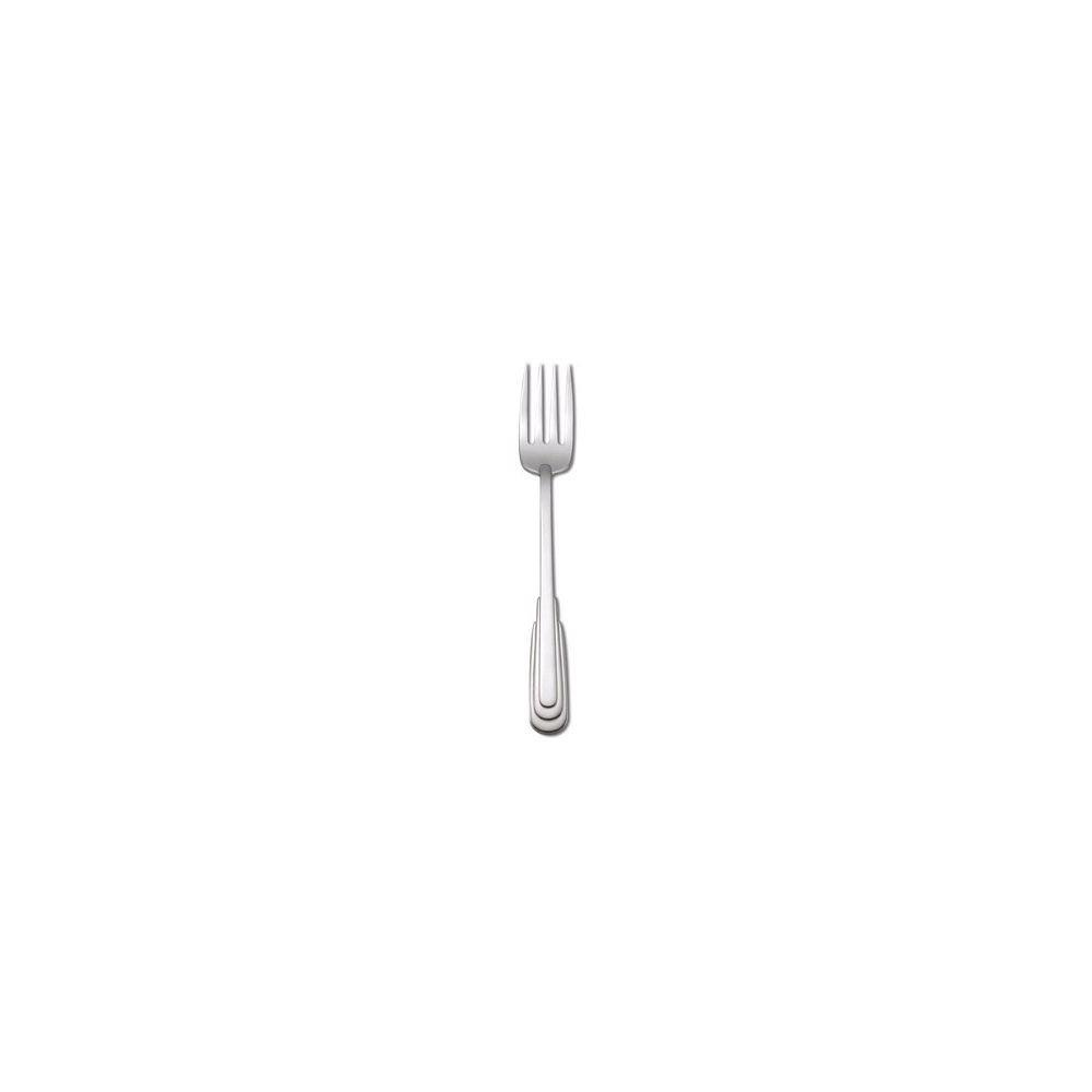 Oneida 2507FSLF Cityscape S/S 7'' Salad / Pastry Fork - Dozen