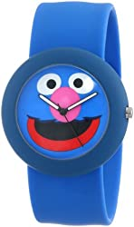 Sesame Street SW613GR Grover Slap Watch Case