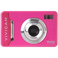 Vivitar ViviCam 5.1MP Digital Camera - Pink (V5022G)