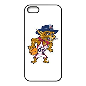 NCAA Arizona Wildcats Mascot 2003 3 Black For LG G3 Phone Case Cover