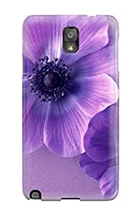 Extreme Impact Protector Subtle Florals Case Cover For Galaxy Note 3