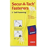 AVE18800 - Avery Secur-A-Tach Tag Fasteners