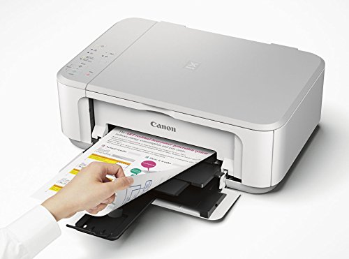 Canon PIXMA MG3620 Wireless All-In-One Color Inkjet Printer with Mobile and Tablet Printing, White by Canon (Image #4)
