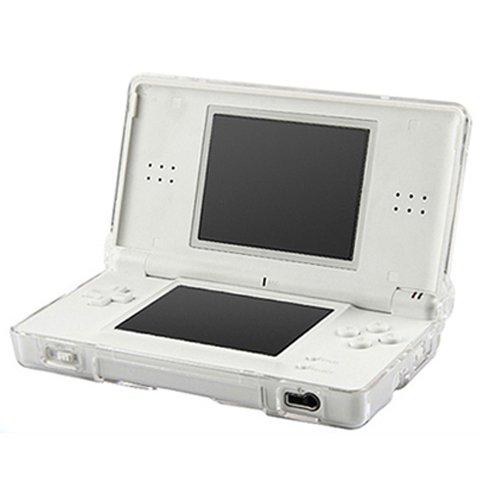 Accessotech - Carcasa dura transparente para Nintendo DS ...