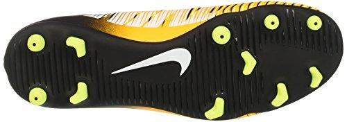 Volt Black Men's Orange Laser Orange III Vortex Mercurial White Shoes White Fg Footbal Nike pqv7ww