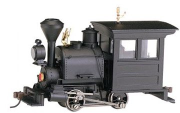 On30 Spectrum 0-4-0 w/DCC, Undecorated/Horizontal by Bachmann Trains