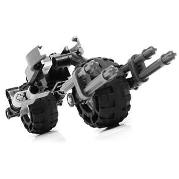 Lego Batpod Batman Batpod Custom Lego Model Japan Import