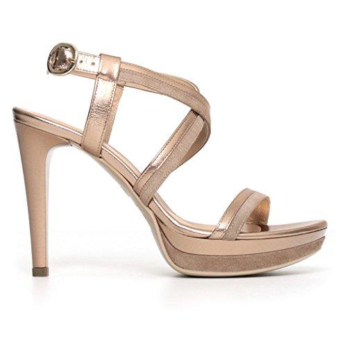 O sandalo Estate Neri Oro Sandali Sandalo Nero Primavera Giardini Donna Eleganti Scarpe 2018 P806030de xSwXc6Aq