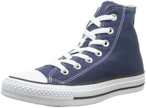 Converse Chuck Taylor All Star Seasonal Color Hi (11.5 B(M) US Womens / 9.5 D(M) US Mens, Navy)