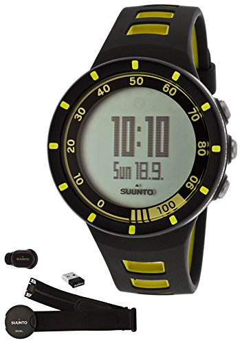 Suunto Quest Running Pack Heart Rate Monitors Luxury Watc...