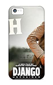 Iphone 5c Case Slim [ultra Fit] Django Unchained Billy Crash Protective Case Cover