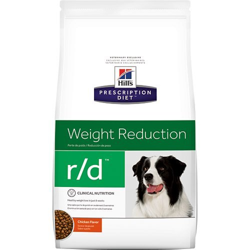 Hill's Prescription Diet r/d Weight Reduction Chicken Flavor Dry Dog Food 17.6 lb by Hill's Pet Nutrition