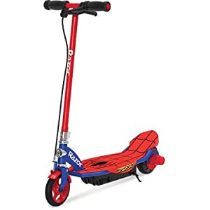 Razor Power Core E90 Electric Scooter (Spider-Man Red)