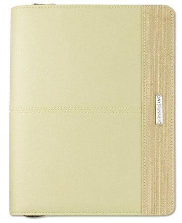 (Day Runner Green Bella Slim-Profile Organizer, Undated Weekly/Monthly Pages, 3-3/4 x 6-3/4, )