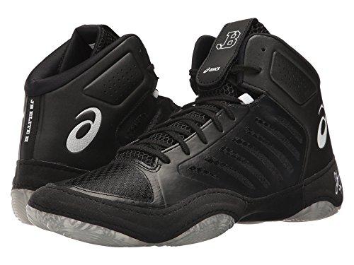 [asics(アシックス)] メンズランニングシューズ?スニーカー?靴 JB Elite III Black/White 7.5 (25.5cm) D - Medium